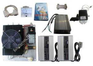 Vibrator pulsator controller kit